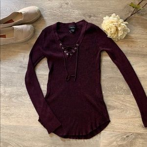 Rue21 Ribbed Soft Sweater
